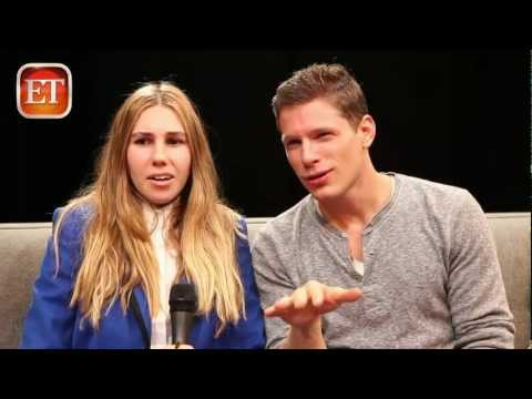 Matt Lauria and Zosia Mamet Are 'Really Really' Great