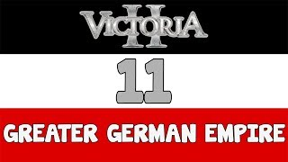 Victoria 2 HFM mod - Greater German Empire 11