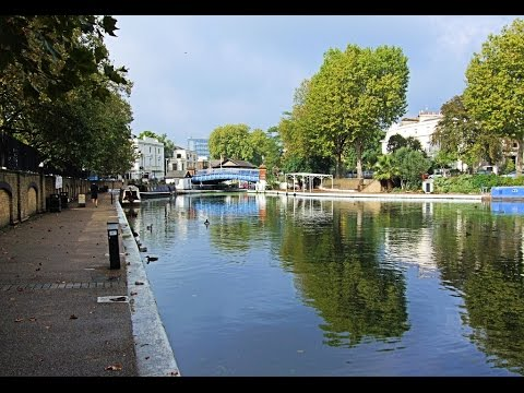 Places to see in ( London - UK ) Little Venice