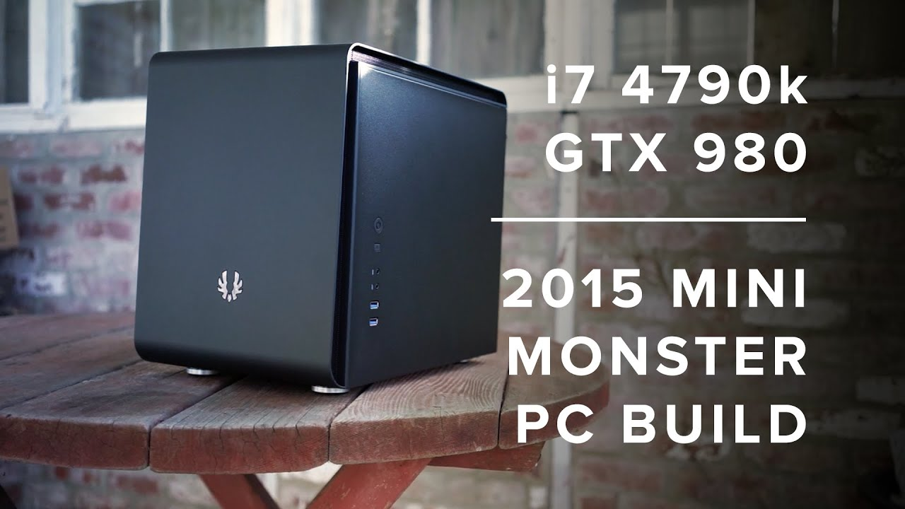 2015 GTX 980 Gaming PC Build,