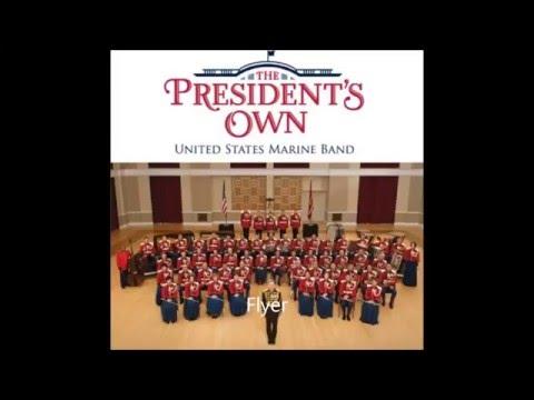 Radetzky March United States Marine Band  High Quality