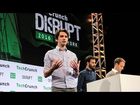 Startup Battlefield: Timelooper at Disrupt NY 2016