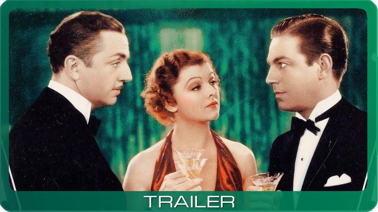The Thin Man ≣ 1934 ≣ Trailer