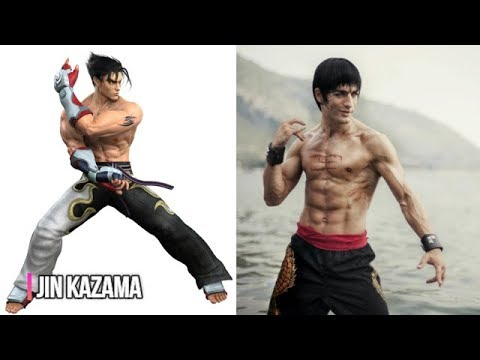 Tekken Characters In Real Life Youtube