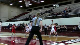 Pacific University Women's Basketball Highlights at Puget Sound (Ja...