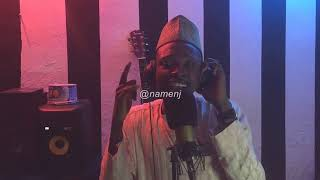 Namenj - Girls Like You (Hausa Cover By Namenj )