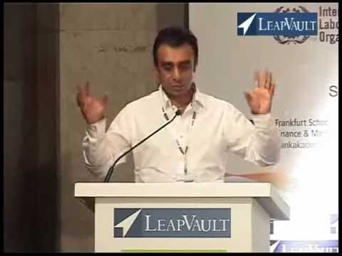Mr. Sanjay Gadhvi, Bollywood Director at CLO Summit India