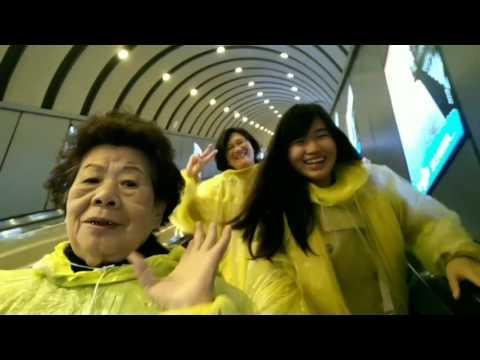 張家界之旅遊影片 Day 6 天門山→玻璃棧道→鬼谷步道→99個彎道→濯水古鎮