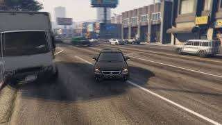 Клип Гта 5. Clip Gta 5. Lada Priora steal!