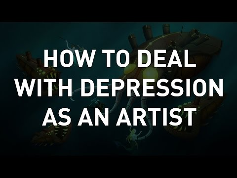 How to Deal with Depression as an Artist