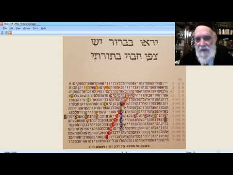 CLEAR PROOFS -TORAH CODE - END OF TIME bible code Glazerson