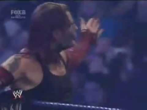 WWE SmackDown 12/5/08 part5 - Jeff Hardy &...
