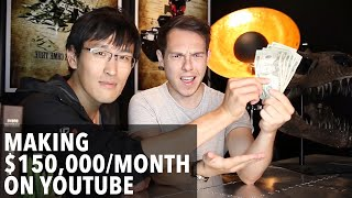 Making $150,000/month on YouTube: What it takes to succeed (ft. Graham Stephan).