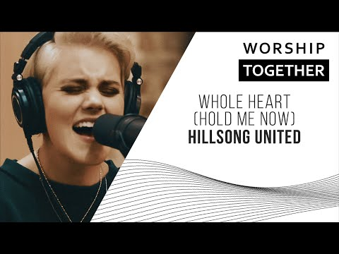 Hillsong UNITED // Whole Heart (Hold Me Now)// New Song Cafe