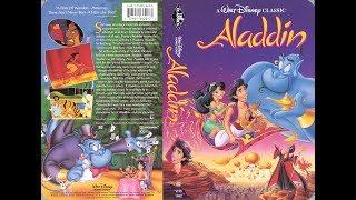 Opening Aladdin Vhs Version
