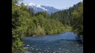Headwaters from Trinity River - A Trubute and Farewell to the California Trinity