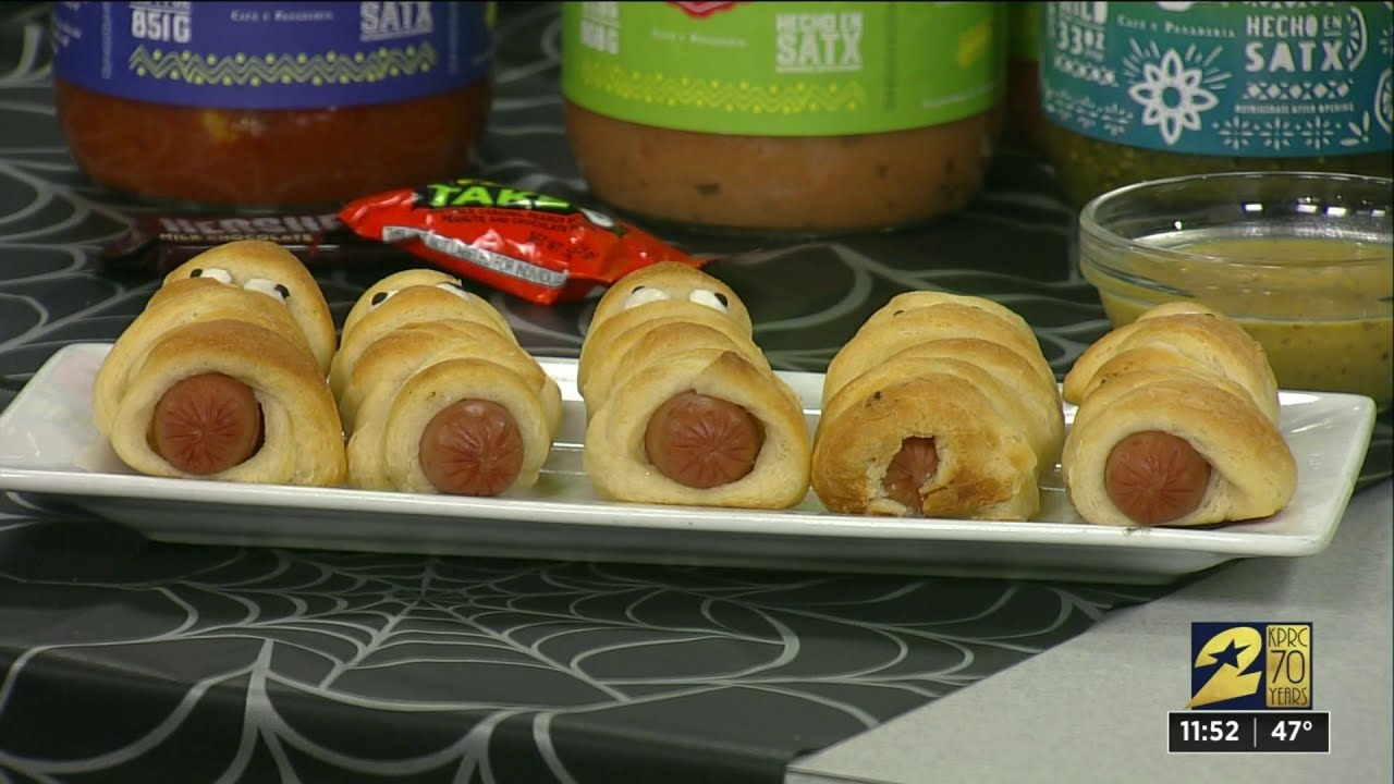 Cookin' Time With H-E-B: Easy no-fuss food for your Halloween party guests