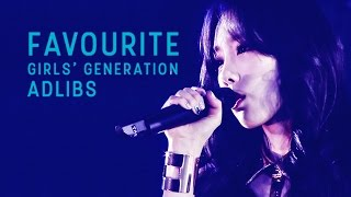 Favourite Girls' Generation Adlibs and High Notes | Part 3 (Ballad Edition) - Stafaband