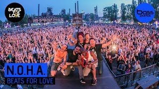 N.O.H.A. - Beats for Love 2017 [BassPortal]