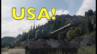 WOT - It's Time To Shout MURICA!   World of Tanks