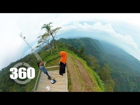 360 Bukit Puteran Colo Dawe Kudus - Explore Muria - VLOG VR 4K by ARTBiZ