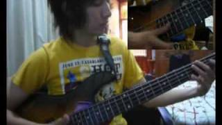The Bass Cover Lesson - คนมีตังค์ - Bodyslam (Slap solo)