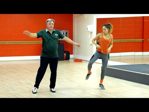 Ed Balls and Judge Rinder In Training – It Takes Two | Strictly Come Dancing 2016 – BBC Two