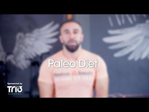 Hassan Gabr - Paleo Diet