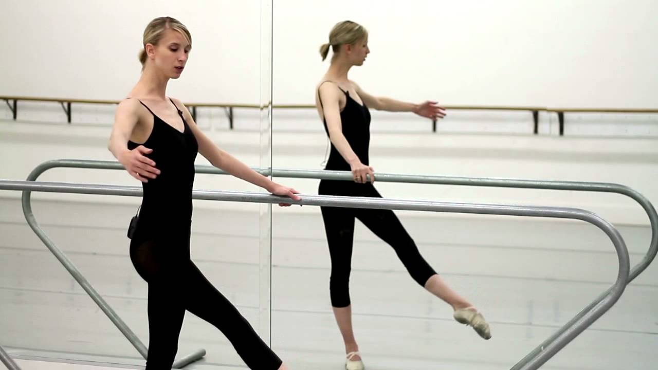 4f0ededc74b03 The Degage Step in Ballet Dancing : Ballet 101 - YouTube
