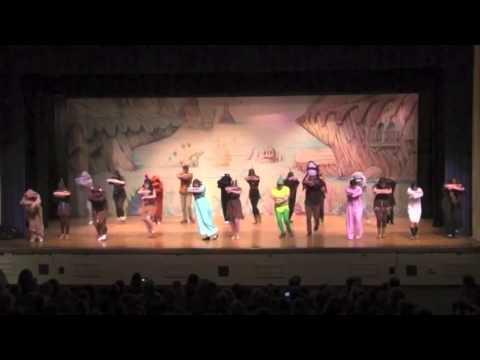 Peter Pan ~ Oceanside High School 2014