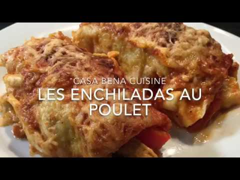 les-enchiladas-au-poulet