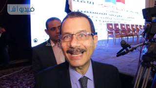 بالفيديو: الدكتور أحمد درويش هناك انجازات كبيرة تم تنفيذها على أرض الواقع بالعين السخنة