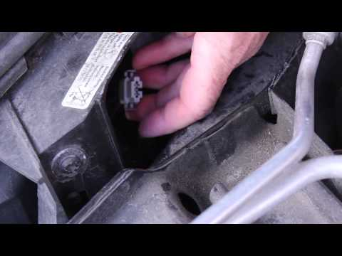 Changing a Daytime Running Light on a BMW X5
