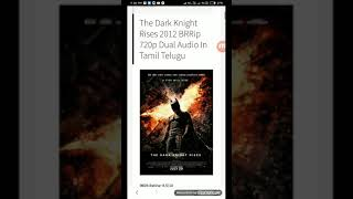 How to download Dc movies||100%free||working site