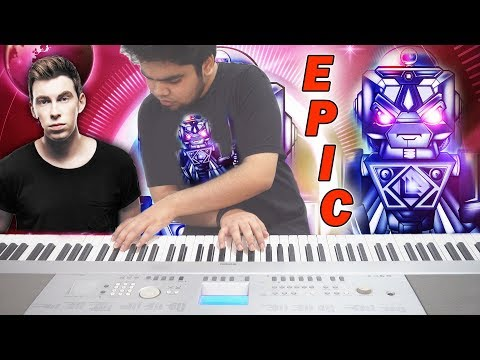 HARDWELL - EARTHQUAKE (EPIC PIANO COVER)