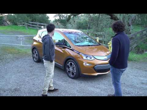 Reality Review: The Chevrolet Bolt FIRST DRIVE