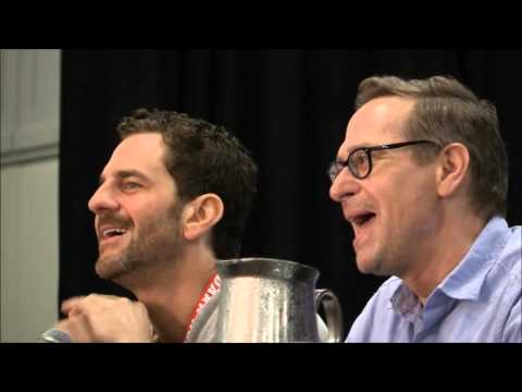 Aaron Abrams & Scott Thompson Dragon Con 2015 Panel Part 1