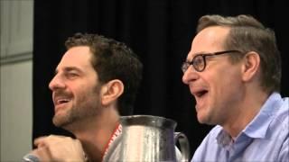 Aaron Abrams & Scott Thompson Dragon Con 2015 Panel Part 1
