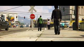 Both Days (I Got Paid) - Young Noble & Deuce Deuce -GTA V Music Video-