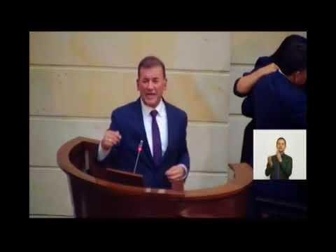 Baena en Plenaria Senado 2018 - #MiraElRegreso
