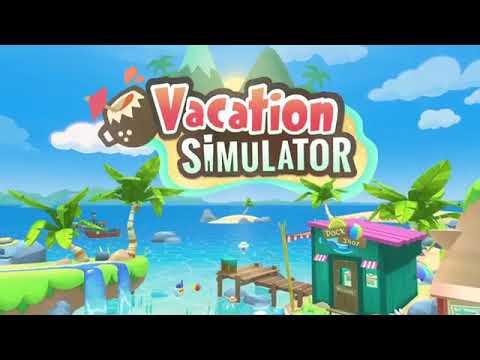 Vacation Simulator Debut Trailer (Owlchemy Games) - PSVR, Rift, Vive