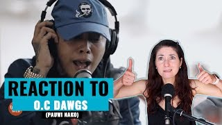 Vocal Coach Reacts to O. C. Dawgs - Pauwi Nako