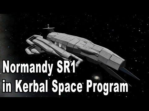 Star Wars Episode VII Tribute Millennium Falcon Kerbal