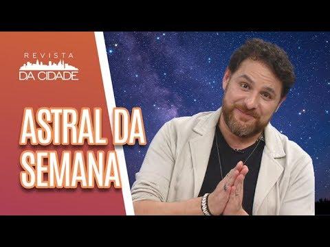 Previsão dos Signos, Tarot e Energia da Semana - Revista da Cidade (18/06/18)