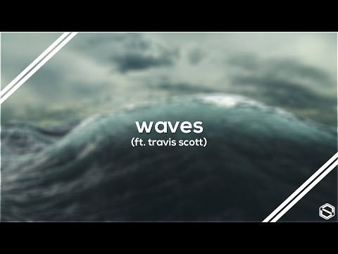 Miguel - waves (ft. Travis Scott)