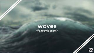 Miguel waves ft Travis Scott