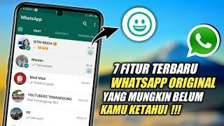 WAJIB TAU!🔥 7 Trik Whatsapp 2020 Dan Fitur Rahasia Whatsapp Terbaru 2020! Yang Jarang Diketahui