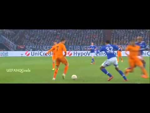 Schalke 04 vs Real Madrid 1 - 6 HD 26/02/14
