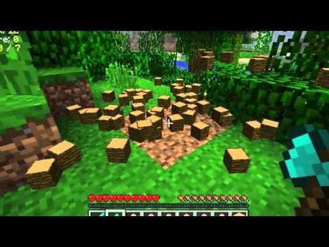 minecraft mod treecapitator 1.6.4