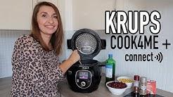 KRUPS Cook4me + connect | Chili con Carne unter 10 Minuten kochen | DIANA DIAMANTA